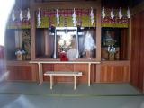 鳥烏帽子岩神社
