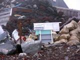 富士山山頂電話交換所