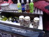 ビール購入
